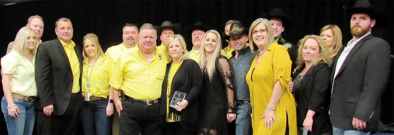 Friendswood Chamber of Commerce Citizen of the Year